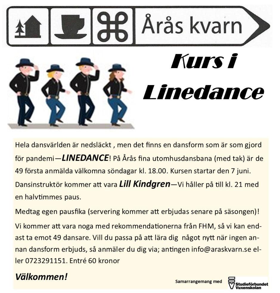 Linedance @ Årås kvarn